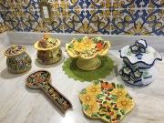 イタリアの陶器たち