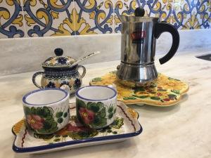 イタリア語会話レッスンで大活躍の直火式cafè