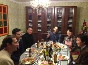イタリア語で話そう!夕食会